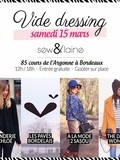 Vide Dressing 15 Mars @ Bordeaux