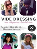Vide Dressing Bordeaux #SaveTheDate