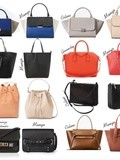 Same but Cheaper – Spécial Sacs (Celine, Givenchy, Mansur Gavriel)