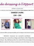 Save The Date // Vide Dressing à Nice