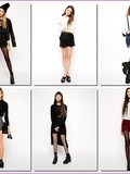 Shopping Asos automne/hiver 2014 : on ose le short