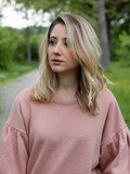 Le blog de Jessica - Le sweat à lacet