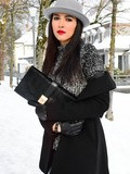 Comment s'habiller quand il fait froid? On pique le look de patricia du blog mode Pashionality