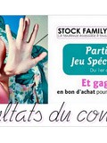Résultats du Concours Stock Family x Chic and Clothes
