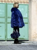 Blue wave ou ma tenue du jour