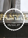 New-York, my love…#7