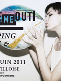 Ce week end mon coeur balance entre deux events shopping Take Me Out & Shopping for your soul