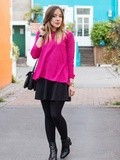 Le pull rose + concours Gémo