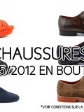 Exclusif… Chaussures: casting duo concours