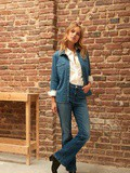 Mode, Maison 123 Paris Collection capsule Upcycling & denim responsable