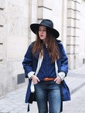 All about denim – Elodie in Paris