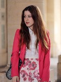 All about Pink – Elodie in Paris