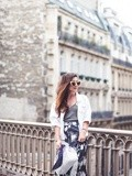 Anna Glover x h&m – Elodie in Paris