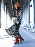 Boho Vibes – Elodie in Paris