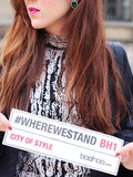 Boohoo #Wherewestand – Concours – Elodie in Paris