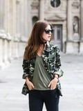 Camo – Elodie in Paris
