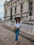 Dior Vintage Look – Elodie in Paris