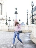 Feels like spring – Elodie in Paris