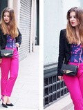Fushia – Elodie in Paris