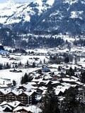 Gstaad – Elodie in Paris