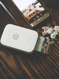 L'Imprimante photo de poche hp Sprocket – Elodie in Paris