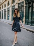 La Robe à Pois – Elodie in Paris