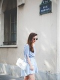 La Vie en Bleu – Elodie in Paris