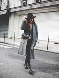 Layering look – Elodie in Paris