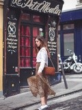 Le Leopard – Elodie in Paris