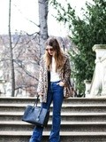 Leopard – Elodie in Paris