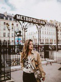 Leopard Pullover – Elodie in Paris