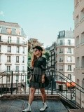 Look de rentrée – Elodie in Paris