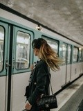 Metropolitain – Elodie in Paris