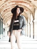Military Jacket – Elodie in Paris