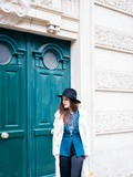 Mix & Match Bleu – Elodie in Paris