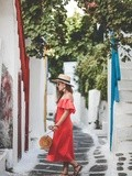 Mykonos – Elodie in Paris