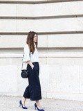 Off-Shoulder – Elodie in Paris