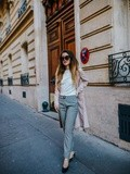 Pantalon pied de poule – Elodie in Paris