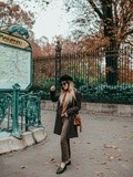 Parisian outfit – Elodie in Paris