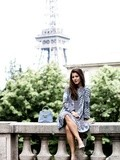 Parisian Scene – Elodie in Paris