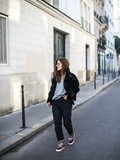 Perfect bomber – Elodie in Paris