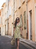 Perfect summer dress – Elodie in Paris