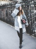 Poncho – Elodie in Paris