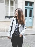 Rock'n'Roll tee – Elodie in Paris