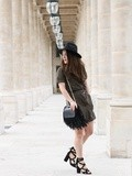Safari Chic – Elodie in Paris