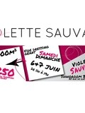 Save the date : Vide dressing Violette Sauvage le 6 juin à Bastille