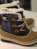 Sorel footwear : Get Your Boots Dirty