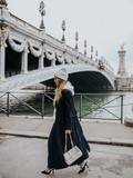 Sporty Chic – Elodie in Paris