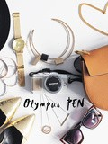 Story about the Olympus pen Generation e-PL7 – Elodie in Paris