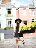 The Little Black Dress – Elodie in Paris